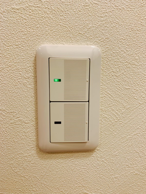 1階スイッチ